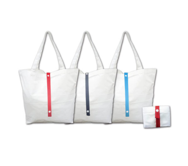 10oz Foldable Cotton Canvas Bag - M395-54