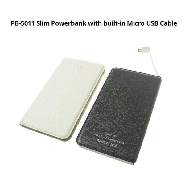 5000mah ABS Power Bank - NPB5011-175