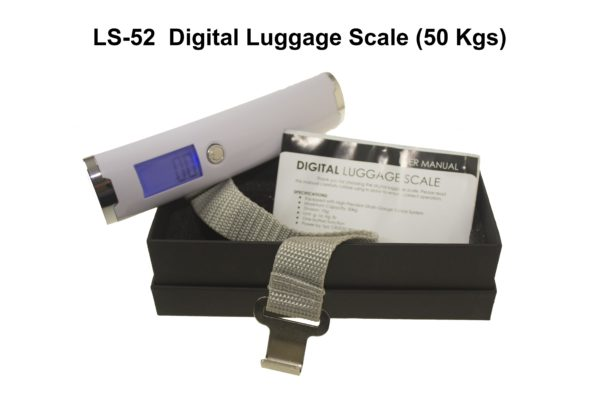 Digital Luggage Scale - NLS52-123